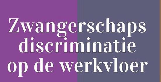 Webinar: Zwangerschapsdiscriminatie op de werkvloer
