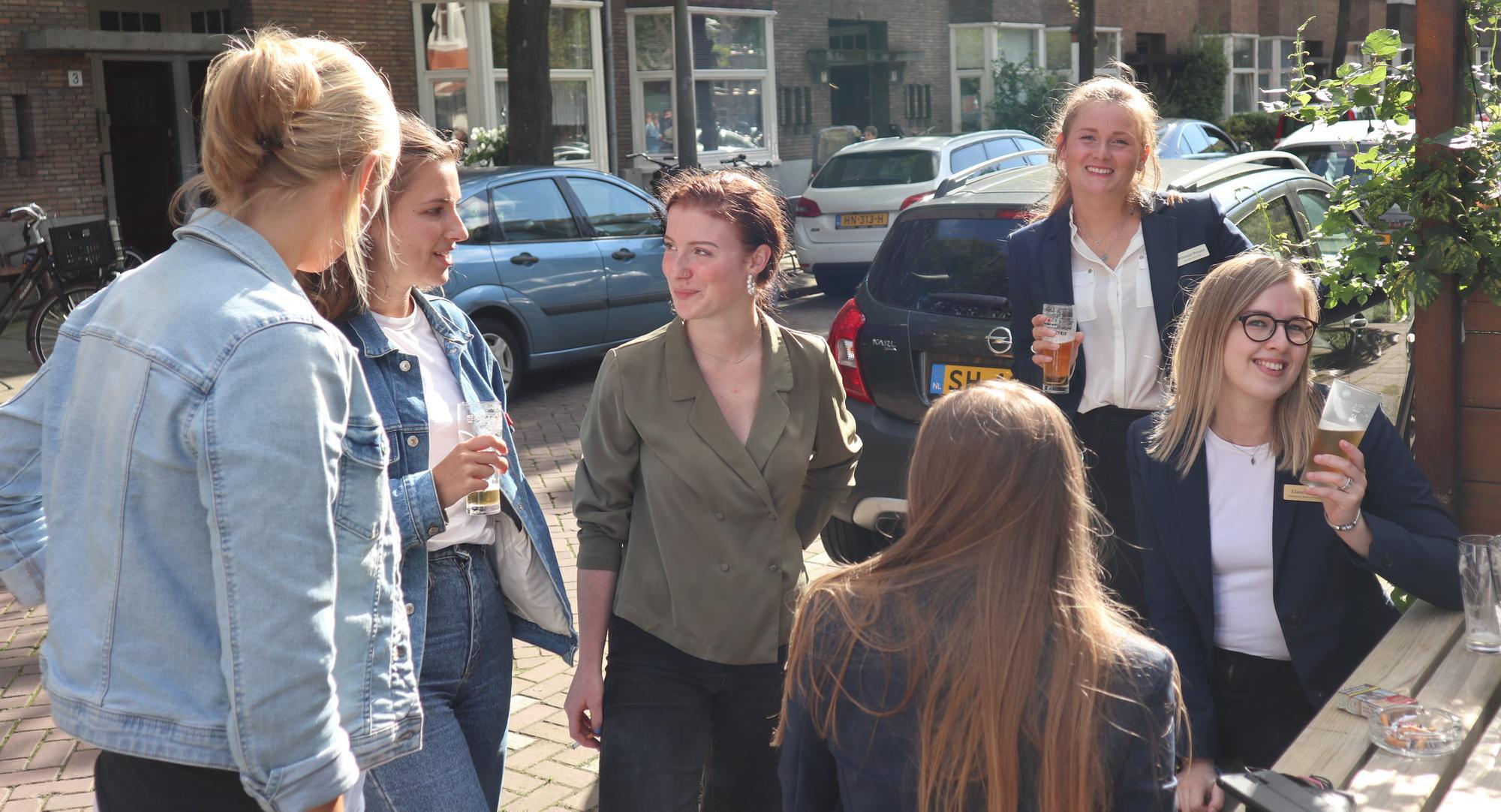 Amsterdamsche Studievereniging Devera